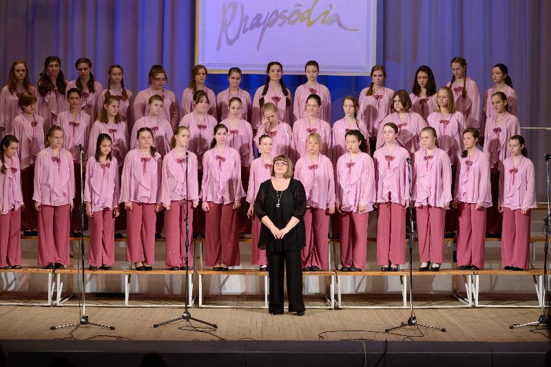 Концертный хор (рук. И. Качкалова)