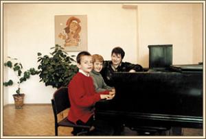 фортепианный отдел
